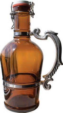 Sample European Style Growler for Reward(s) - Logo will be added