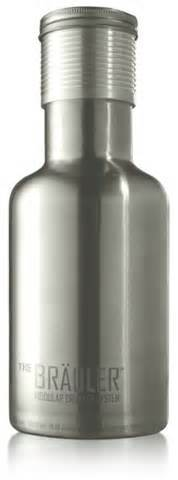 Sample Blank Stainless Steel Growler for Reward(s) - Logo will be added