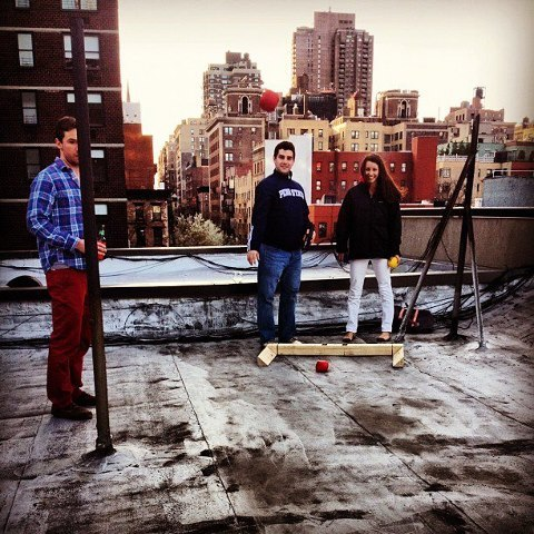Sunday afternoon [SB] Rooftop tournament!