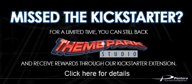 Theme Park Studio Kickstarter Extension