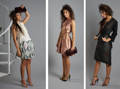 looks from F/W 2013 collection