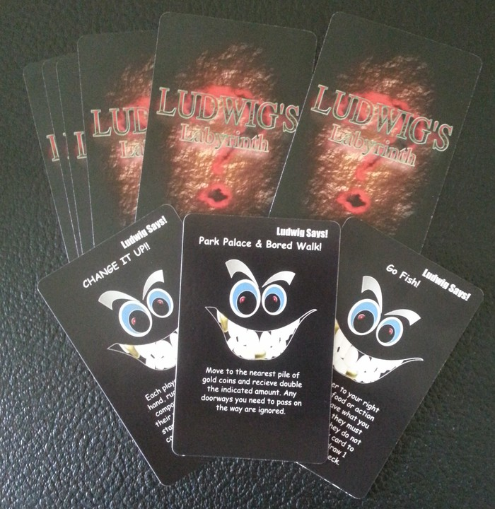 Ludwig's Cards (Prototype)