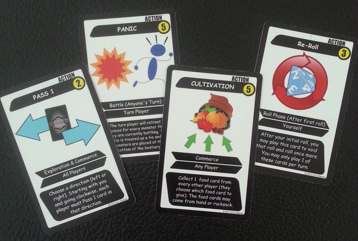 Action Cards (Prototype)