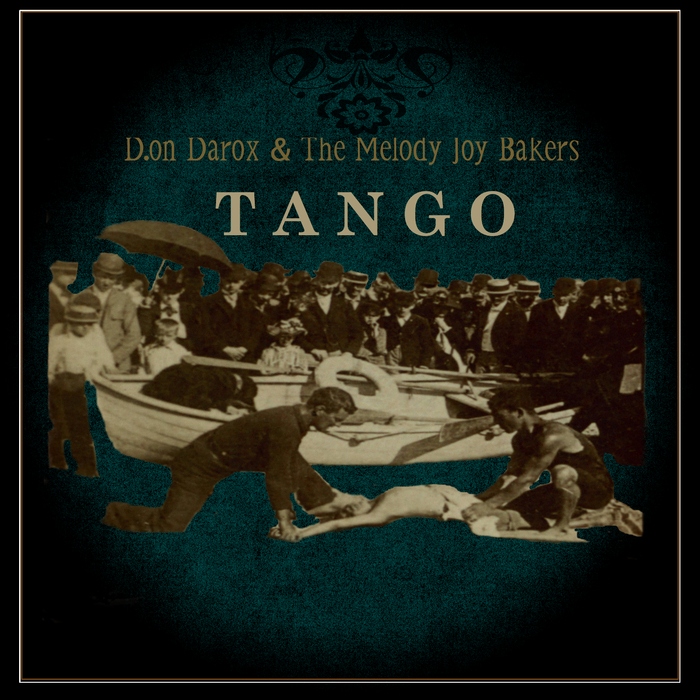 Our Brand New CD TANGO!!