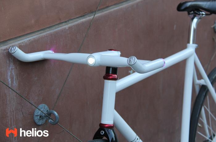 Helios Bars - Transform any bike into a smart bike.