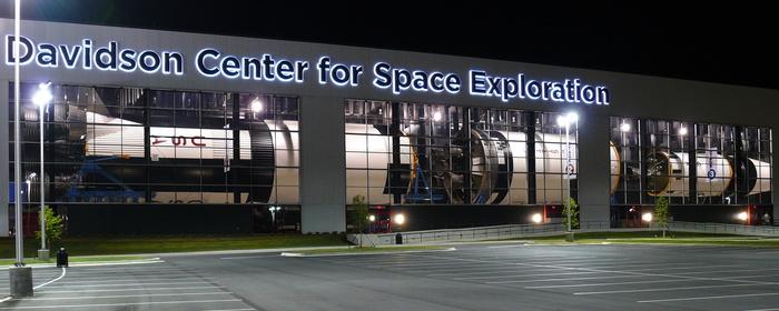 REAL Saturn V Moon Rocket,  U.S. Space & Rocket Center, Huntsville, Alabama