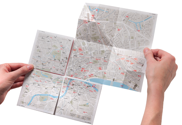 map²: LONDON | Unfold to zoom