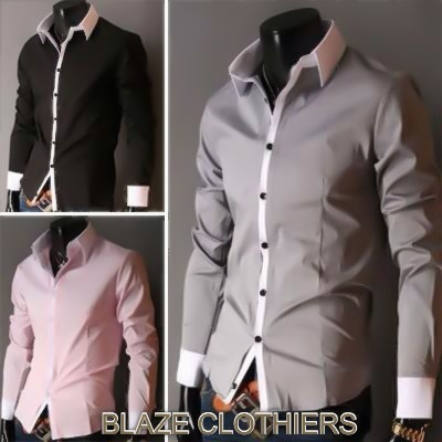 Blaze Clothiers Button-Up