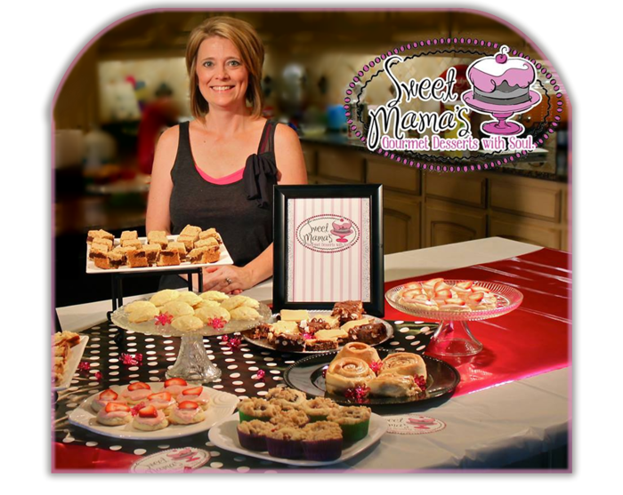 Tammy has dreamed of opening a bakery since she was a little girl.