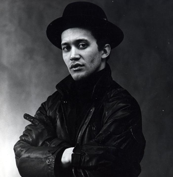 Michael Holman c. 1983 Photo by Arne Swensen