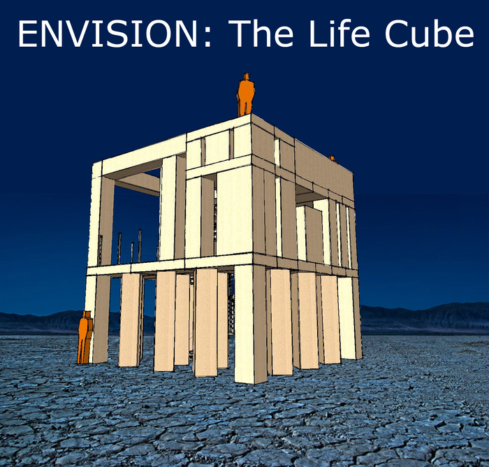 ENVISION: The Life Cube's new design for 2013