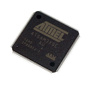 Atmel SAM3X MCU - the heart of the DigiX