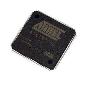 Atmel SAM3X MCU - the heart of the DigiX