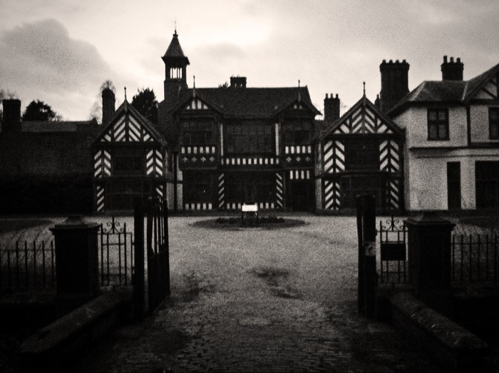 Wythenshawe Hall (14th most haunted house in Britain)