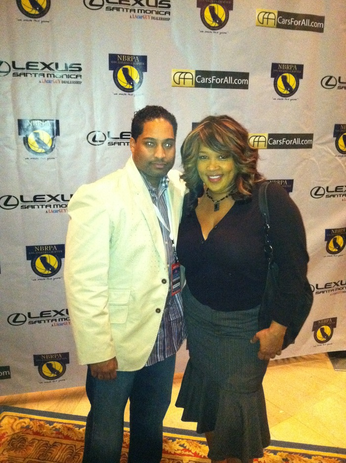 AWARD WINNING ACTRESS & COMEDIENNE, KYM WHITLEY