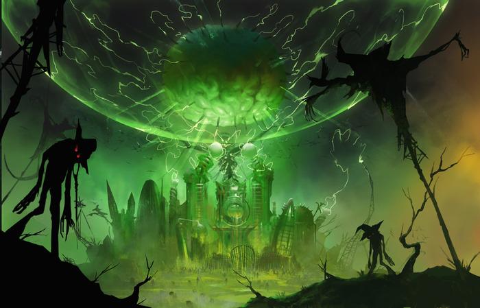 [Kickstarter] Oz par American McGee 06ba99520c40807dd53aa258cdf33577_large