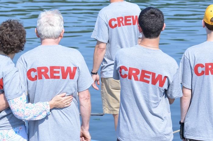 Sephira's Crew On Deck