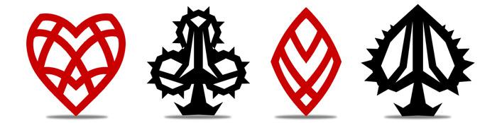 Custom pip designs