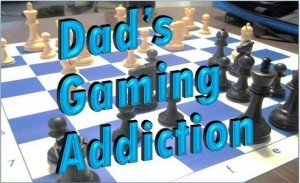 Dad's Gaming Addiction Preview (article)