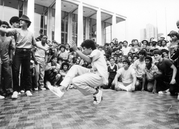 Lincoln Center B-Boy Battle