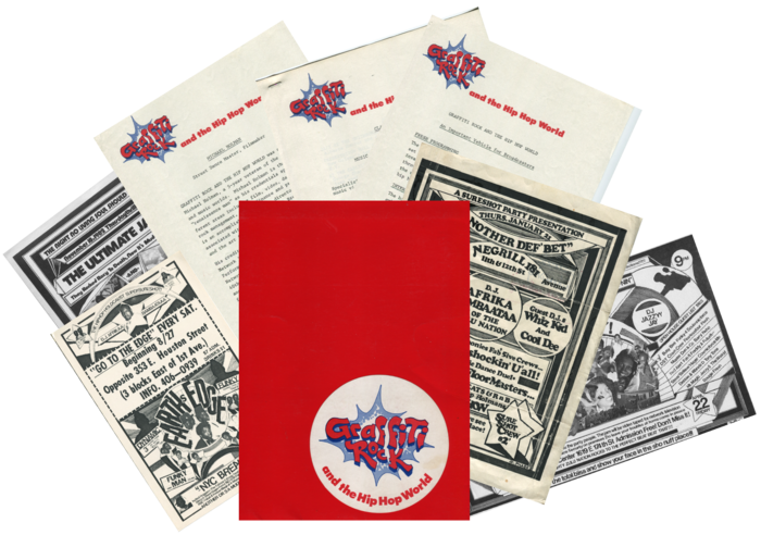 """Graffiti Rock"" Production & Press Kit"