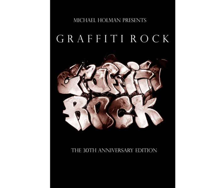 Official Graffiti Rock, 30th Anniversary Edition Poster
