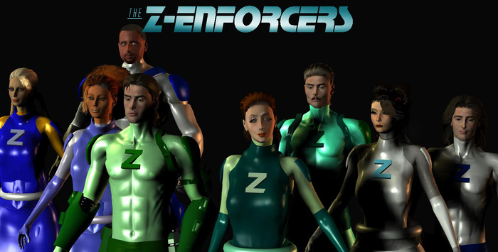 The Z-Enforcers