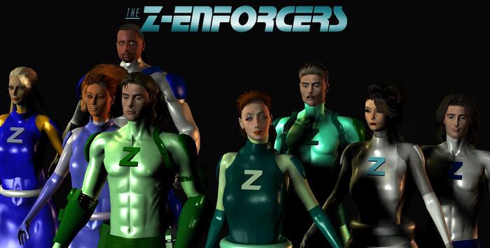 The Z-Enforcers