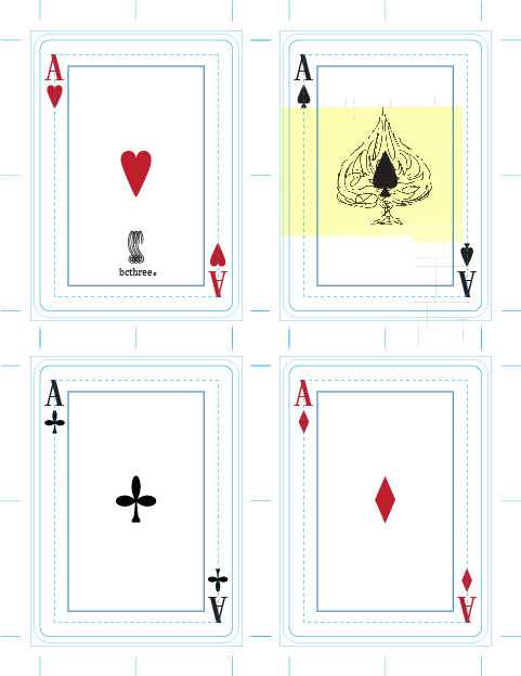 Aces Layout