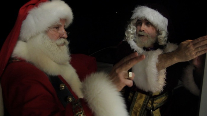 Mick Foley as Santa