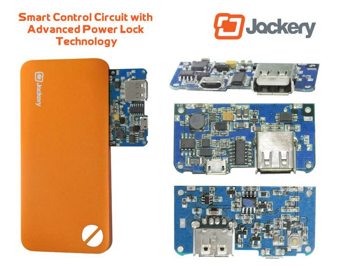 Smart Control Circuit with Advanced Power Lock Technology