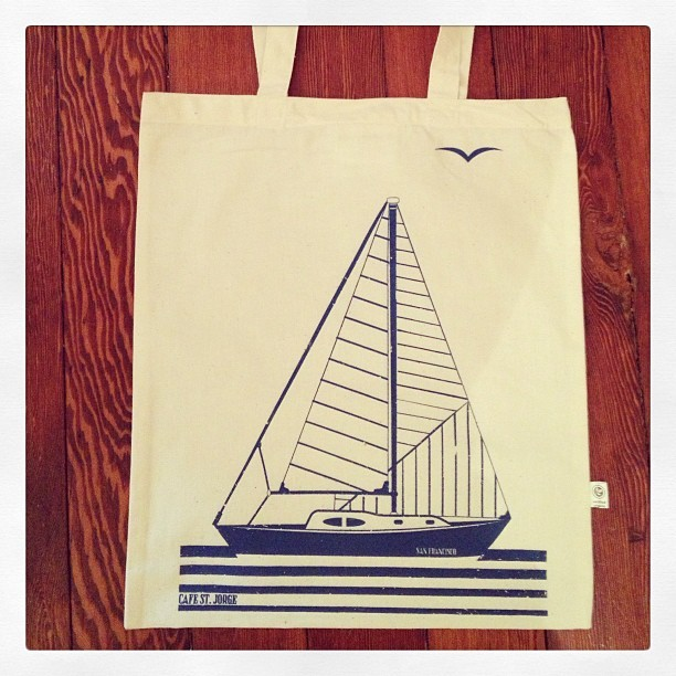 The organic cotton tote!