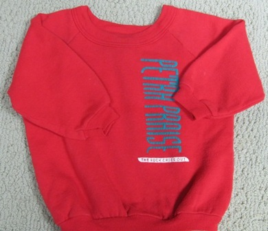 Petra Praise Toddler Sweatshirt