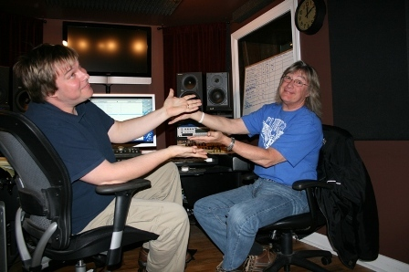 Lunch with Dan Needham & John Schlitt