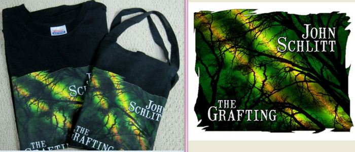 The Grafting Tshirt & Bag