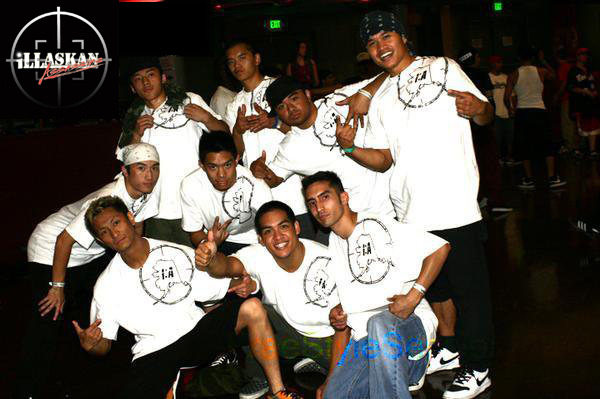The Illaskan Assassins at Freestyle Session 10th Anniversary Jam in Los Angeles, CA