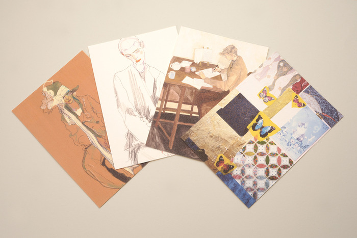 Postcard collection A