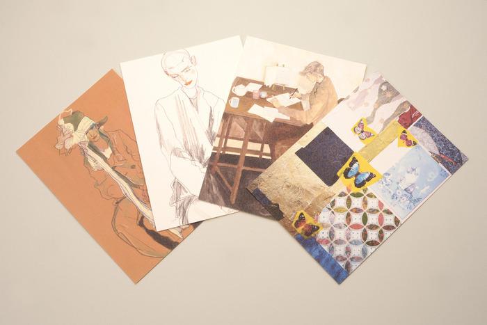 Postcard collection A