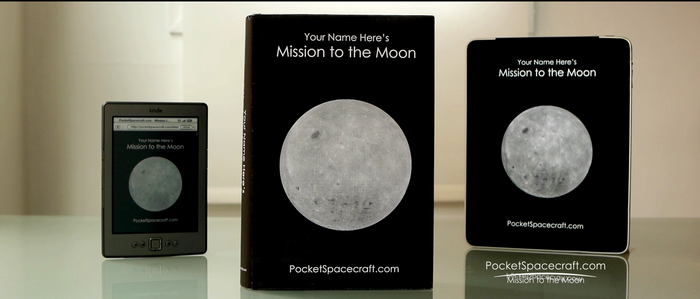 The Mission Manual will provide you with a personal record of your Mission to the Moon. It will be released as a Kindle and iPad compatible DRM free PDF eBook and as an archive quality special printed edition.