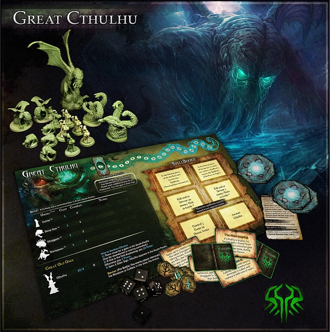 Cthulhu Wars: Great Cthulhu