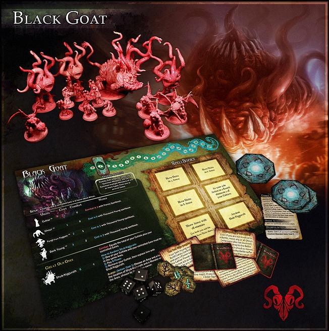 Cthulhu Wars: Black Goat (Quelle: Cthulhu Wars)
