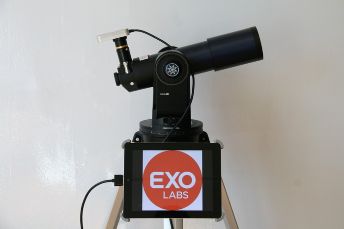 At the second $575 level you receive a Focus Camera and a telescope lens & adapter.