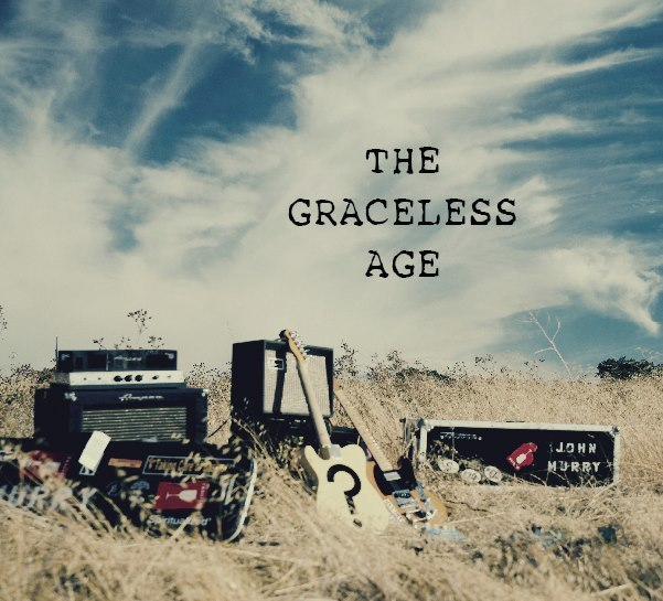 US cover of The Graceless Age