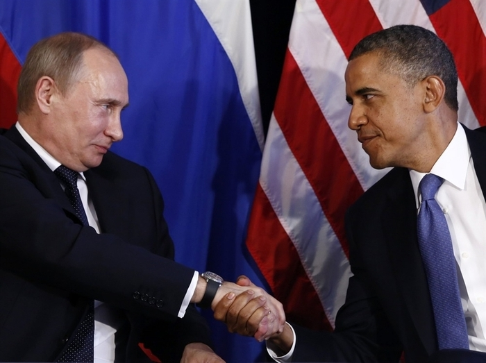 Putin is meeting Obama in June and September