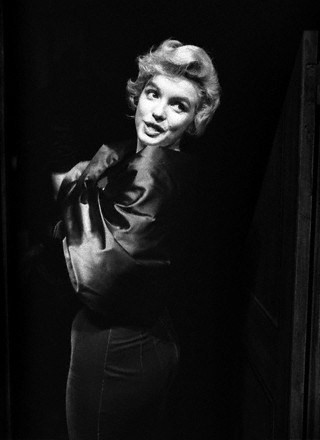 $500 Award: 8x12 Marilyn Monroe, 1956. Photograph by Brian Seed.