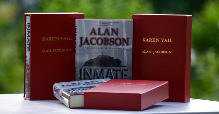 Norwood Press Editions of INMATE 1577 (given at several pledge levels)