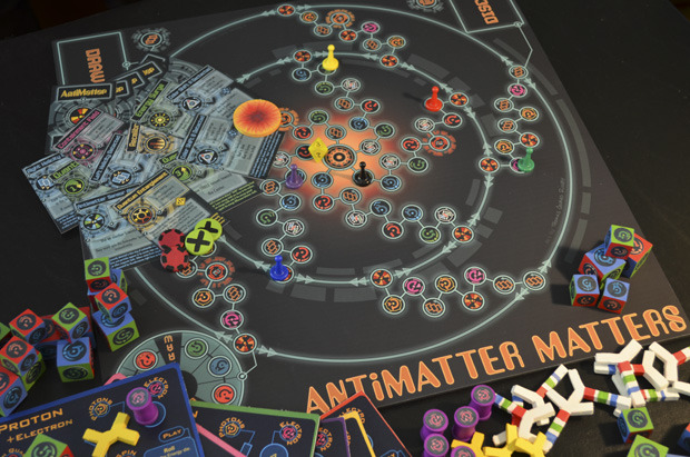 Antimatter Matters Prototype