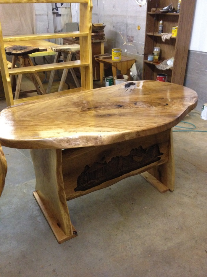 Rustic Desk - $2500 Pledge