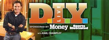 DIY Live Radio Interview with Karl Champley of DIY Network and HGTV fame