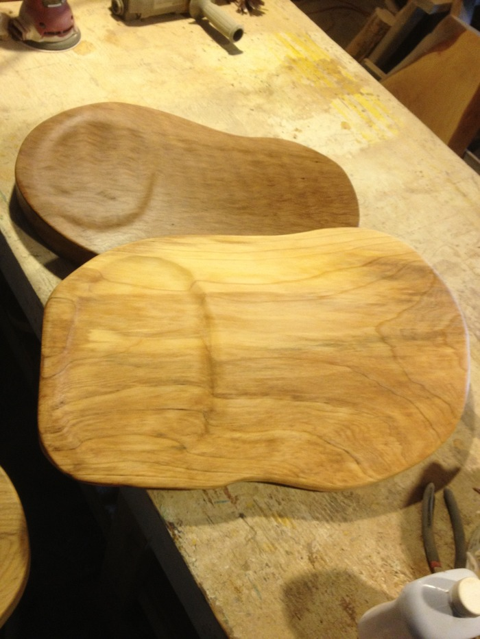Rustic Cutting Board - $50 Pledge
